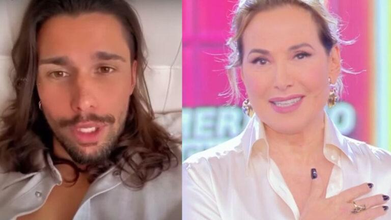 """""""Valeria e Gianmarco non si sono baciati"""": Luca Onestini sbugiarda la redazione di Pomeriggio 5 (VIDEO)"""