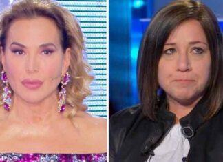 Piera Maggio e Barbara D'Urso