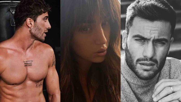 Pierpaolo e Andrea contro Cecilia Rodriguez