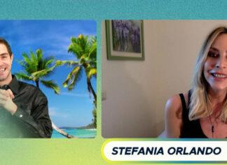 Stefania Orlando sul GF Vip
