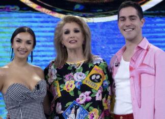 Elettra, Iva e Tommaso