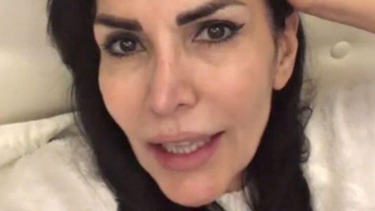 """Fariba Tehrani tuona: """"Non sto bene, l'Isola dei Famosi mi ha rubato la salute"""""""