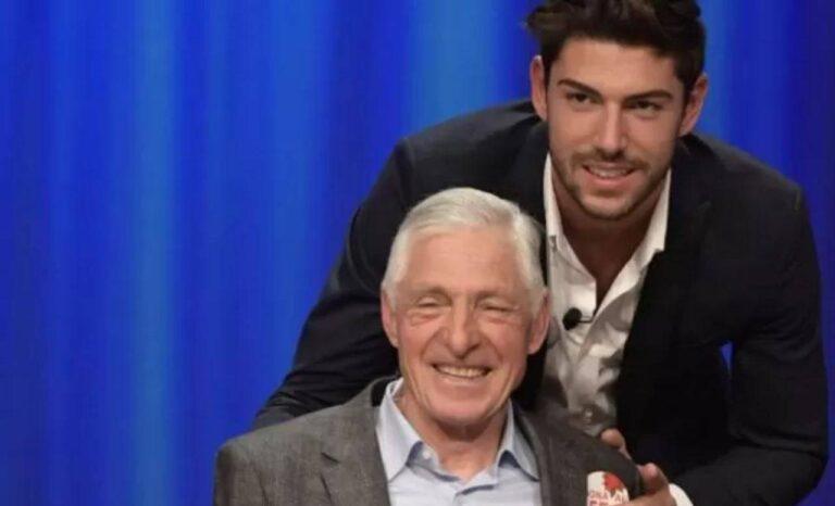 """Francesco Moser affossa il figlio: """"Ignazio all'Isola dei Famosi? Mi addormentavo"""""""
