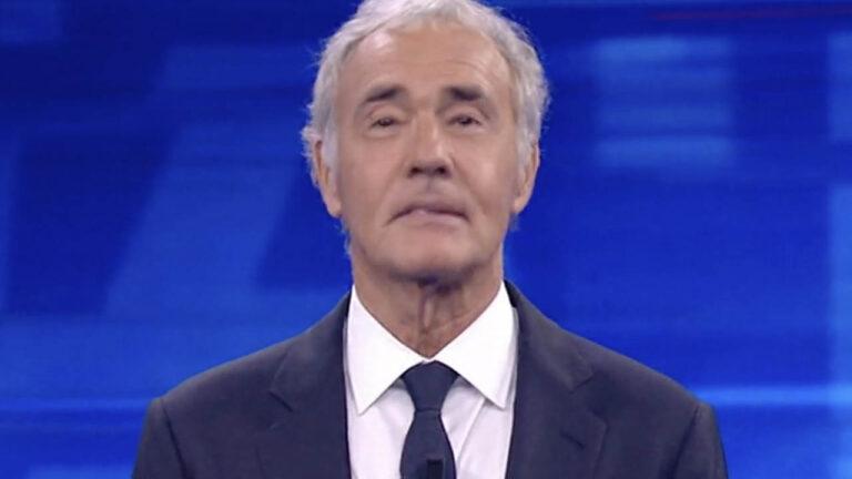 """Massimo Giletti torna in Rai, il suo addio a Non è l'Arena: """"Questa è l'ultima puntata, 4 anni bellissimi"""" (FOTO)"""