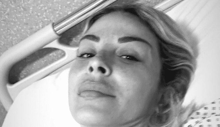 """L'ex tronista Sabrina Ghio ricoverata in ospedale: """"Devo essere operata, ho paura"""" (FOTO)"""