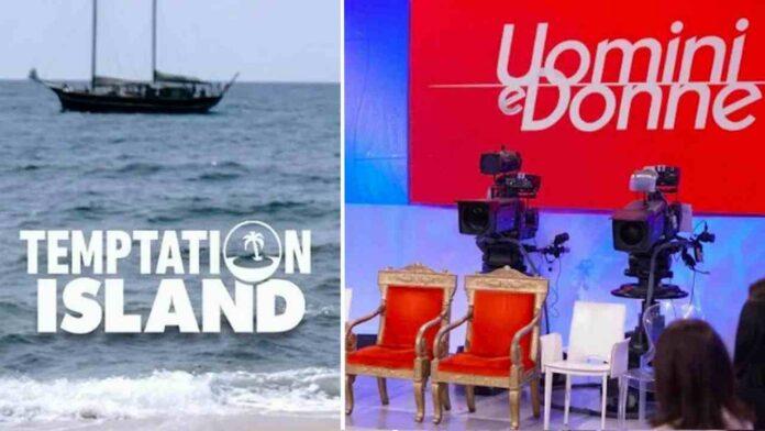 Temptation Island e Uomini e Donne