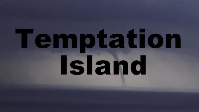 Temptation Island tromba d'aria