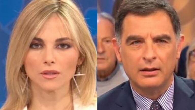 """Francesca Fialdini finalmente la verità su Tiberio Timperi: """"Scontri e screzi"""""""