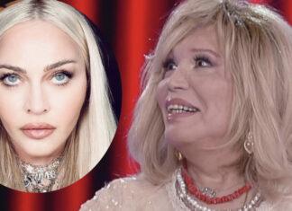 Amanda Lear e Madonna