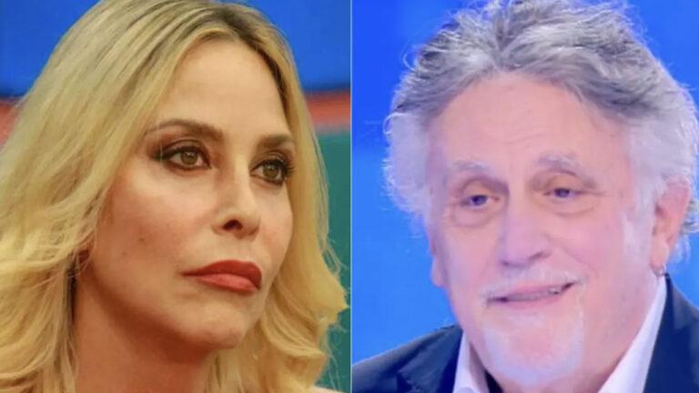 """Andrea Roncato stronca Stefania Orlando: """"Ha venduto solo materassi"""""""