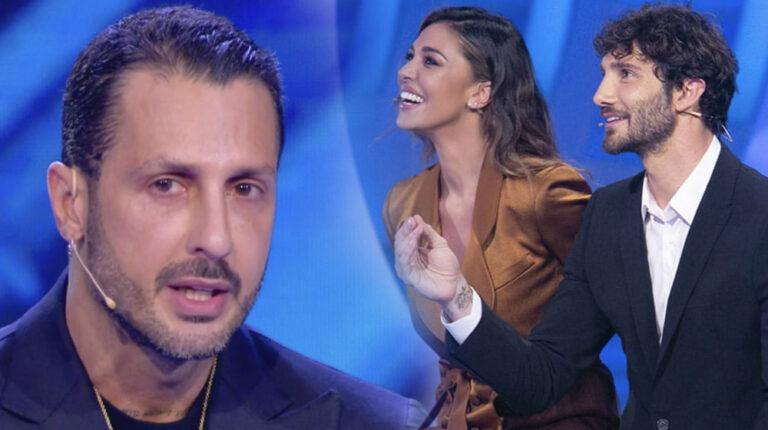 Stefano De Martino e Fabrizio Corona reagiscono così alla nascita della figlia di Belen Rodriguez (FOTO)