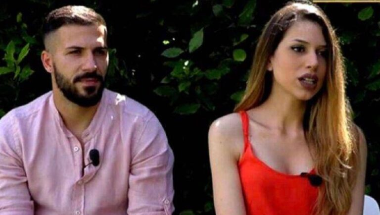 """Temptation Island, Federico su Floriana: """"Ha troppe fisse e facciamo poco l'amore"""""""