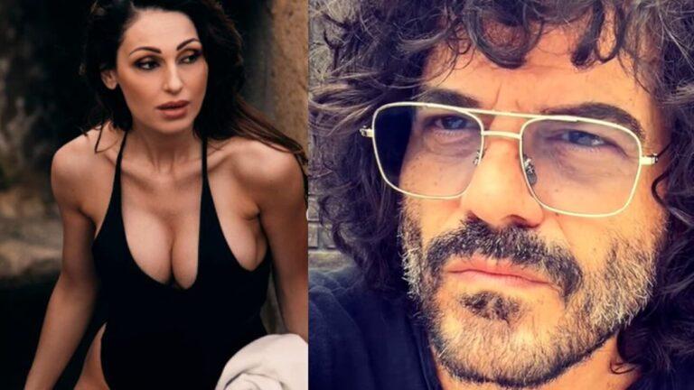 Anna Tatangelo 'seduce' Francesco Renga: il botta e risposta diventa virale (FOTO)