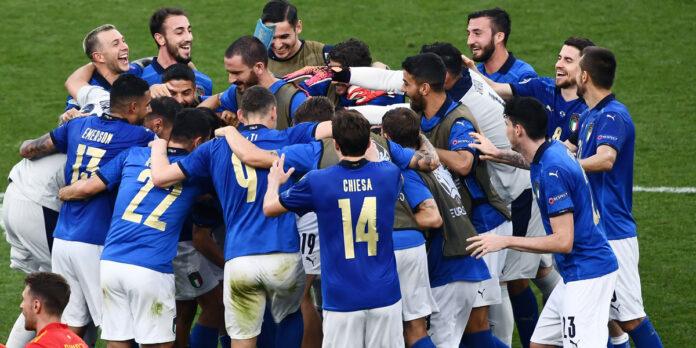 Italia Europei 2020