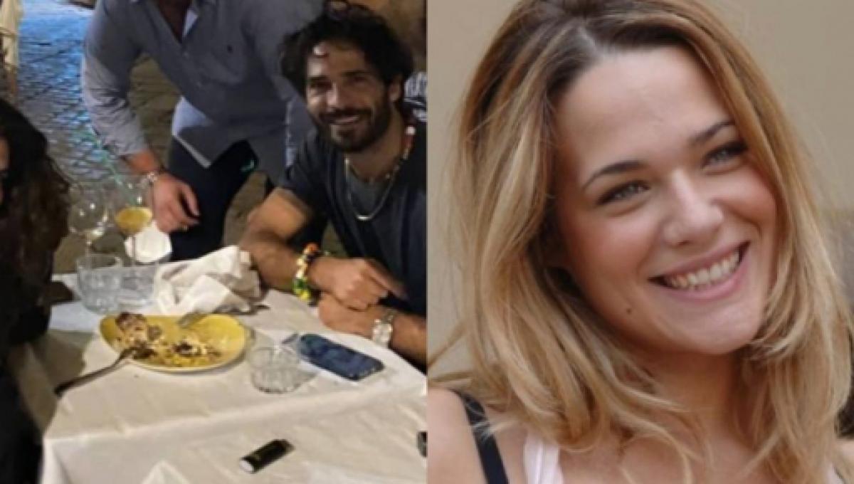 Marco Bocci e Giulia Michielini