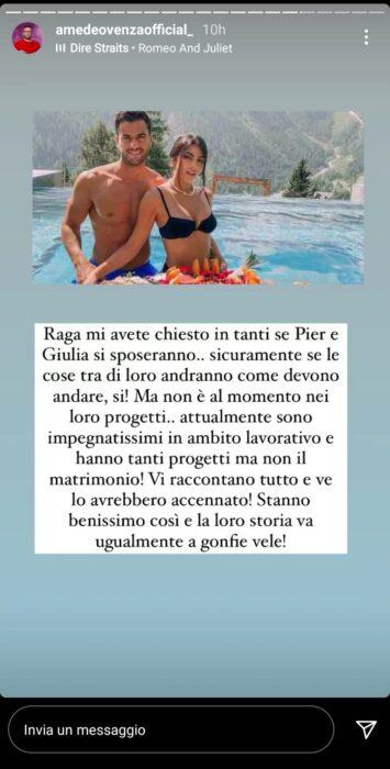 Giulia Salemi e Pierpaolo Pretelli