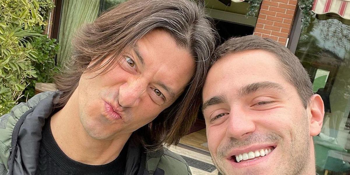 Lite Tommaso Zorzi e Francesco Oppini