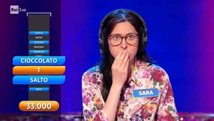 Sara Vanni di Reazione a Catena