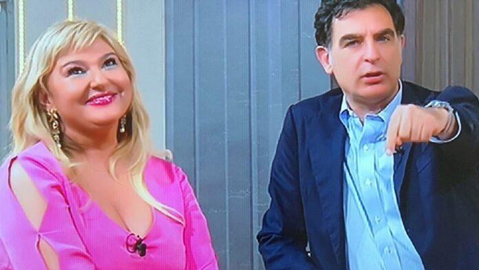 Tiberio e Monica