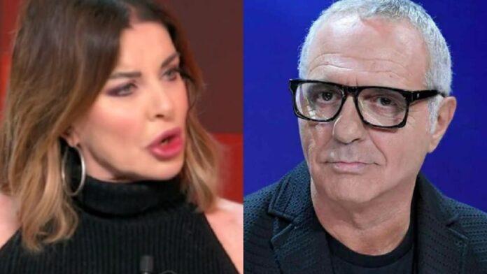 Alba Parietti contro i giudici di Tale e quale show