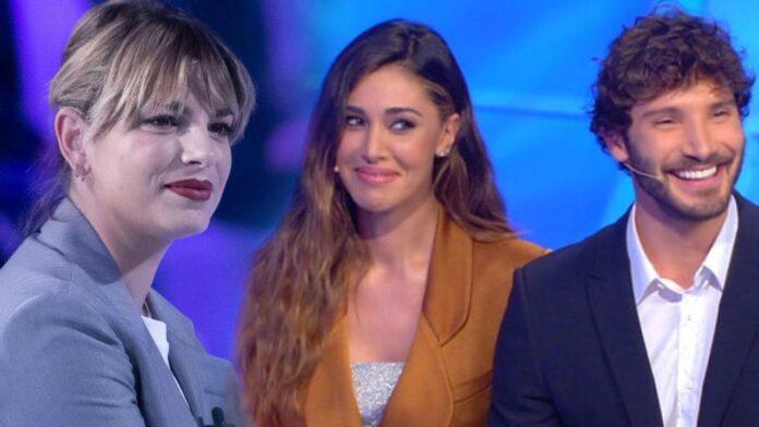 Emma, Belen e Stefano