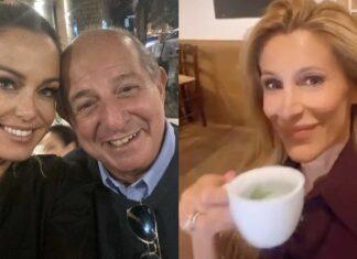 Sonia, Giancarlo e Adriana